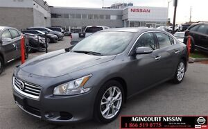 2014 Nissan Maxima SV |Sunroof|1.9%| New Tires| No Accidents|