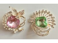 L@@K!!! GORGEOUS!!! STUNNING!!!! BROACH!!! BROOCH!!! PIN!!! - WOW!!! BEAUTIFUL!!! ONLY £10 EACH!!!
