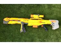 NERF N-Strike Longshot CS-6; Excellent Condition