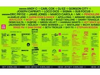 2 x weekend tickets for we are festival £130 each 26th and 27th may