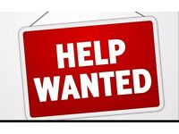 PART TIME STAFF wanted cafe