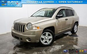 2009 Jeep Compass North MAGS+FOG+A/C