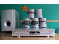 Lennox Sound Home Theatre DVD/5.1 surround sound system