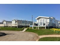 STATIC CARAVANS FOR SALE - NEAR BRIDLINGTON - EAST COAST - YORKSHIRE - BEACH ACCESS