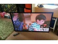 Samsung 60 Inch super slim led 3D excellent condition fully working with remote control