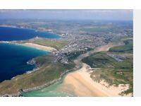 Popular 6 berth caravan Crantock Newquay Cornwall 5*park,fishing,beach 1mile,stunning coastal area