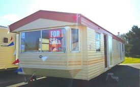 Cheap Static Caravan For Sale On Holiday Park Near Great Yarmouth, Suffolk Norfolk border