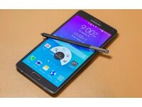 GALAXY NOTE 4 UNLOCKED IN EXCELLENT CONDITION