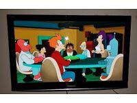 Panasonic plasma 42inch TV