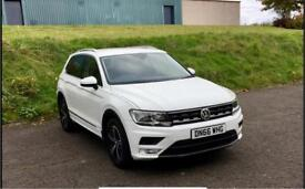 VW Tiguan with EXTRAS!