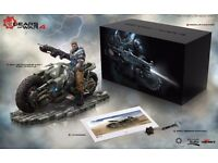Gears of War: Collectors Edition- JD Fenix Statue (game not included)