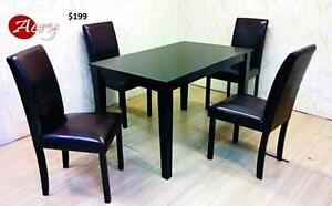 Furniture Warehouse:Dinette, Bedroom Sets, Coffee tables, Sofas, Custom made also available Call: 416-743-7700