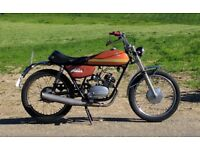 1976 Moto Guzzi Nibbio 50cc - Vintage Moped fully road legal