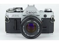 Beautiful Original Canon AE-1 35 mm