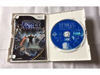 Star Wars force unleashed Wii game