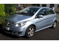 BARGAIN Mercedes B200 CDI SE 2.0 litre auto 2010 full history rare top of the range leather satnav