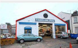 Large Industrial Unit Warehouse Barking Road