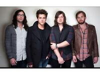 KINGS OF LEON STANDING TICKETS