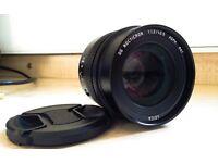 LIKE NEW Panasonic Leica DG Nocticron 42.5mm f/1.2 ASPH. Power O.I.S. Lens