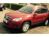 VW TIGUAN 4X4 4MOTION MATCH TDI