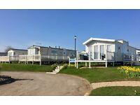 Holiday Homes/Static Caravans for Sale, Near Bridlington, East Coast, Yorkshire, Beach Access on