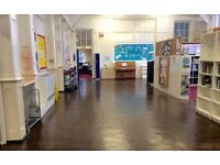 Hall Hire at Southfield Primary - Contact us for pricing PER HOUR!