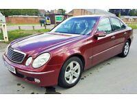 MERCEDES Benz E Class [Auto] 2003