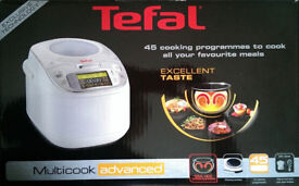 TEFAL MULICOOK ADVANCED - 45 IN 1