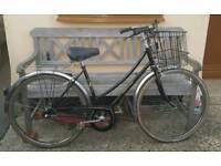 Ladies Peugeot bike