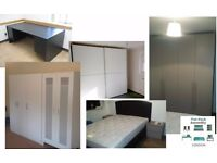 Flat pack furniture assembly and installation service in London.
