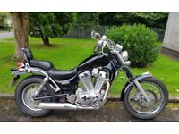 Very tidy Suzuki VS1400GLP/TDM850, low miles. May px/swap