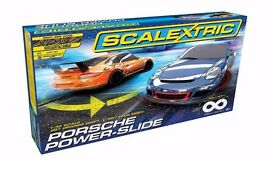 Scalextric Porsche Power-Slide Set