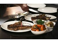 Food Runner - Goodman Steakhouse - Various locations - Great people,work environment and pay!