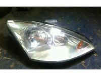 Ford focus mrk1 headlights