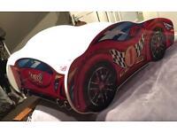 Super cool toddler Car bed