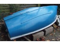 Dinghy Boat Tender 8ft 6inches x 4 ft Ideal for fishing or fun on water