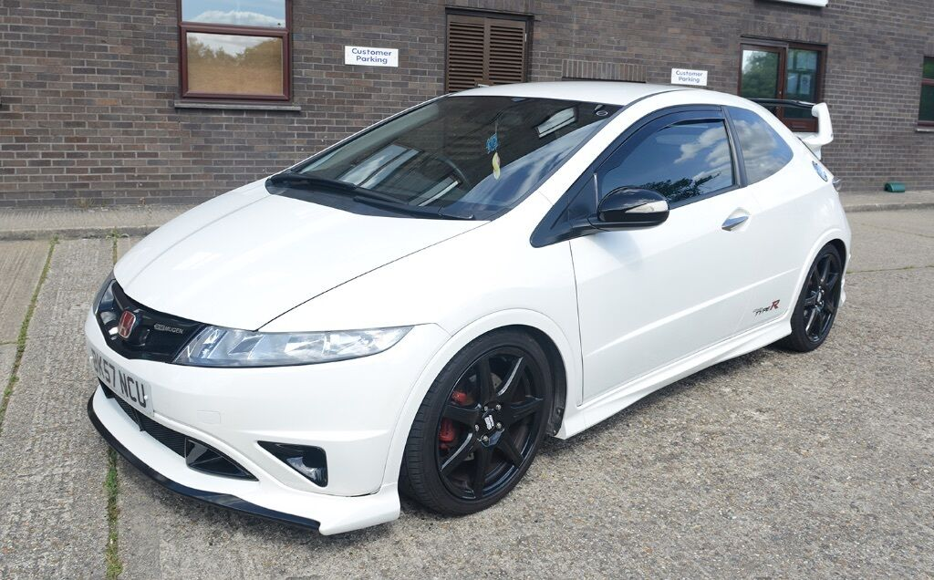 honda civic type r gt fn2 mugen specs sat nav in. Black Bedroom Furniture Sets. Home Design Ideas