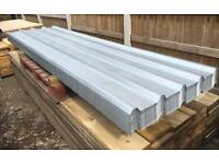🔩 Galvanised Box Profile Roof Sheets > New