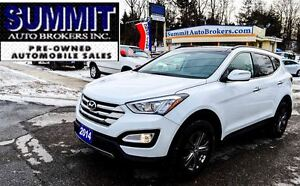 2014 Hyundai Santa Fe Sport | LUXURY | CAR-PROOF CLEAN | CAMERA