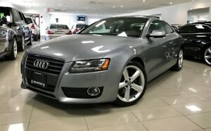 2011 Audi A5 2.0T Premium (Tiptronic)|NO ACCIDENT|CERTIFIED