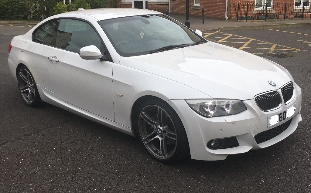 2010 BMW 330i - M.SPORT - AUTO - PEARL WHITE - FACELIFT - FULLY LOADED! | in Barnet, London ...