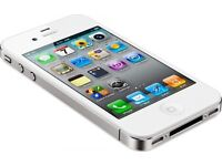 iPhone 4 great condition with charger