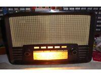 ECKO U199 valve radio 1953 model