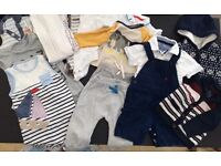 Bundle of 9-12 month Baby Boy Clothes