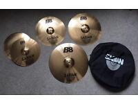 Sabian Cymbal Set