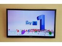"Samsung 51"" 3D Plasma TV with 3D glasses"