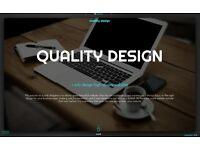 HIGH QUALITY WEB DESIGN. YOUR DESIGN 199£. NO EXTRA COST.