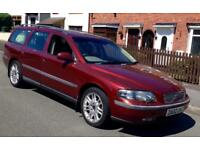 2002 Volvo V70 2.4 D5 SE Fully Loaded
