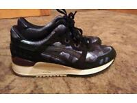 Asics size 6 trainers