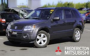 2010 Suzuki Grand Vitara JLX! 4X4! HEATED SEATS! SUNROOF!